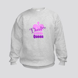 Theatre Queen Kids Sweatshirt