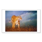 Animal Sticker (Rectangle 10 pk)