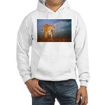 Animal (Front) Hooded Sweatshirt