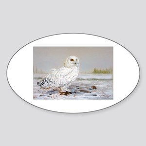 Animal Sticker (Oval)