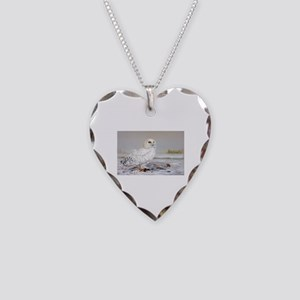 Animal Necklace Heart Charm