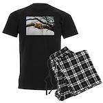 Animal Men's Dark Pajamas