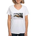 Animal Women's V-Neck T-Shirt