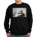 Animal (Front) Sweatshirt (dark)