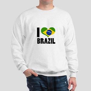 I Heart Brazil Sweatshirt