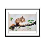 Animal Framed Panel Print