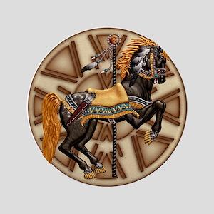Harvest Moons Plains Pony Button