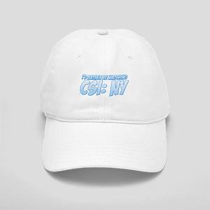 I'd Rather Be Watching CSI: NY Cap
