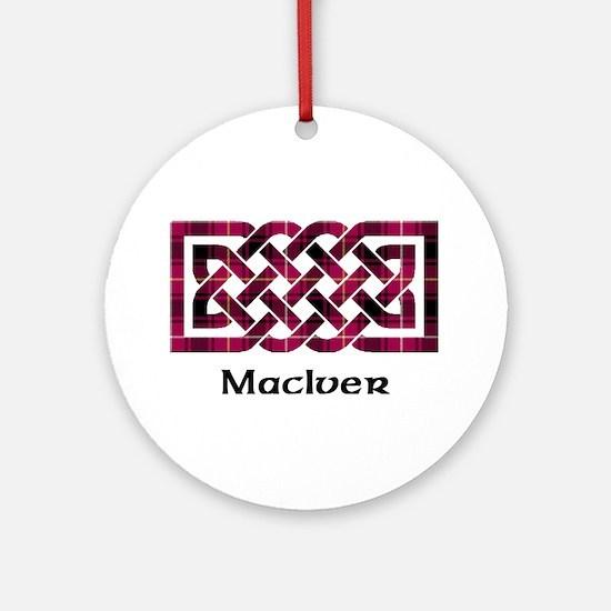 Knot - MacIver Ornament (Round)