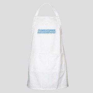 I'd Rather Be Watching Schoolhouse Rock! Apron