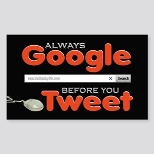 Google... Sticker (Rectangle)