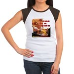 BarBQ Women's Cap Sleeve T-Shirt