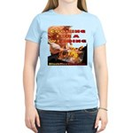 BarBQ Women's Light T-Shirt