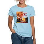 BarBQ Women's Light T-Shirt