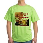 BarBQ Green T-Shirt