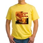 BarBQ Yellow T-Shirt