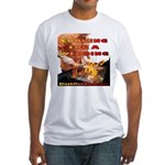 BarBQ Fitted T-Shirt