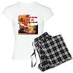 BarBQ Women's Light Pajamas