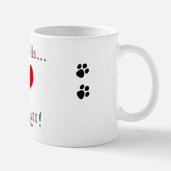 Mutt Love 1 Mug