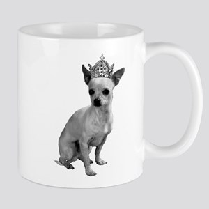 Chihuahua with Crown - Mug