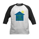 Birth in the HOUSE! - Kids Baseball Jersey