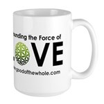 grounding the force of love Mugs