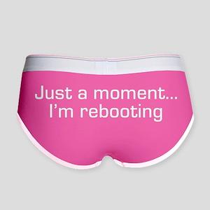 I'm Rebooting Women's Boy Brief