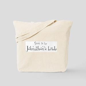 Soon Johnathon's Bride Tote Bag