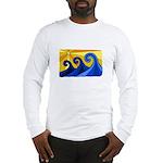 Shining Waves - Long Sleeve T-Shirt