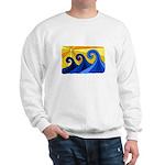 Shining Waves - Sweatshirt