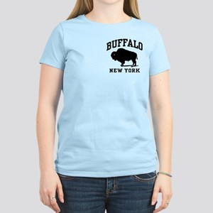 Buffalo New York Women's Light T-Shirt