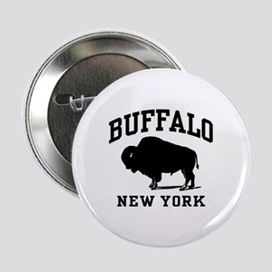 "Buffalo New York 2.25"" Button"