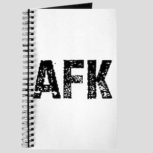 afk Journal