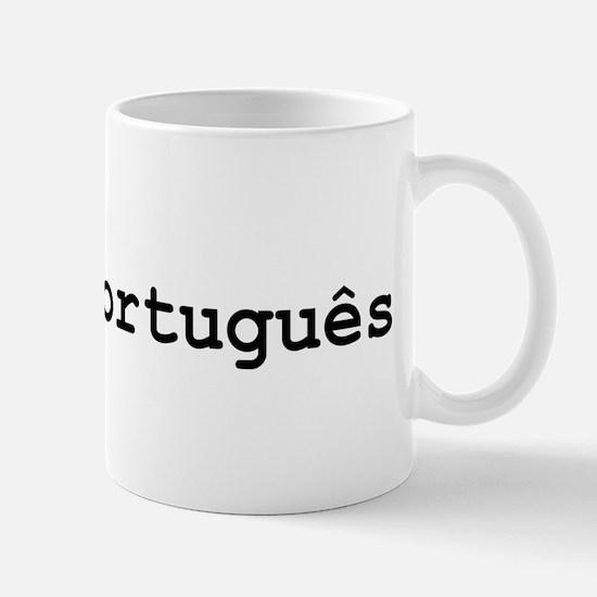 I Speak Portuguese Mug
