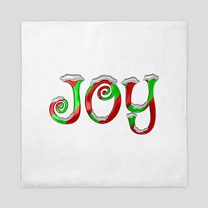 Christmas Joy Queen Duvet