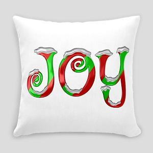 Christmas Joy Everyday Pillow