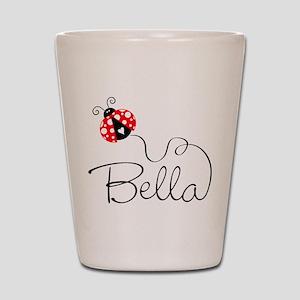 Ladybug Bella Shot Glass
