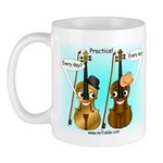 hor2mf2Wood Mugs