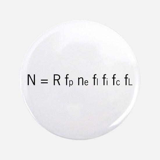 "Drake Equation 3.5"" Button"