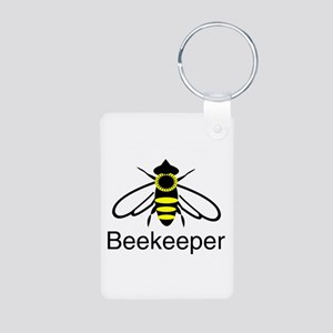 BeeKeeper 3 Aluminum Photo Keychain