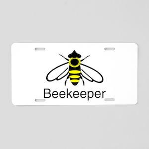 BeeKeeper 3 Aluminum License Plate