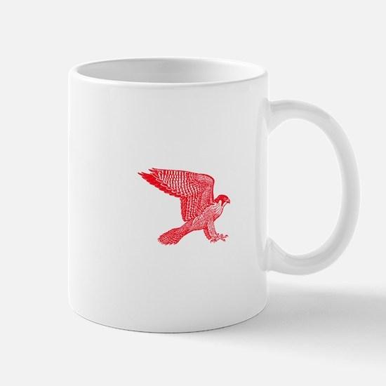 falcon (red) Mug