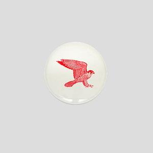 falcon (red) Mini Button