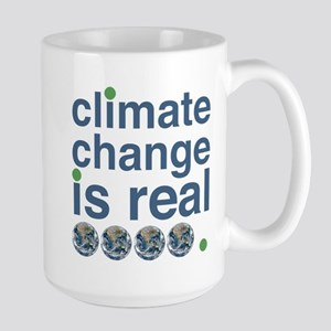 Climate Change Large Mug Mugs