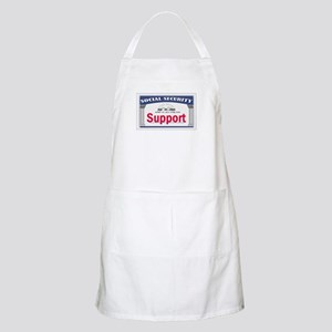 Social Security Apron