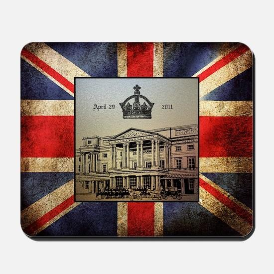 William & Kate - The Royal Wedding Mousepad