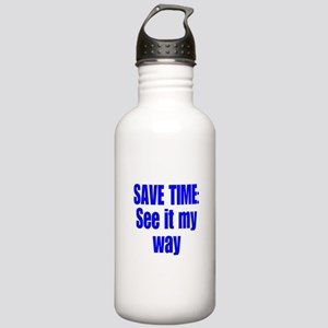See it My Way Stainless Water Bottle 1.0L