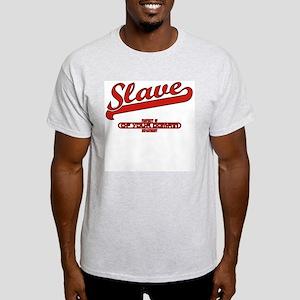 Slave Sports Ash Grey T-Shirt
