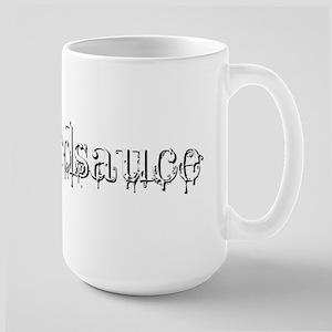 awkwardsauce Large Mug