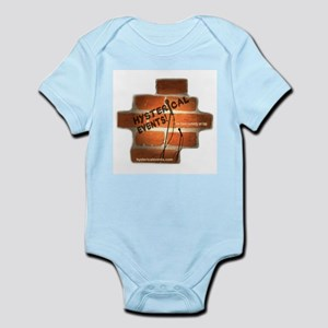 Hysterical Events Infant Bodysuit